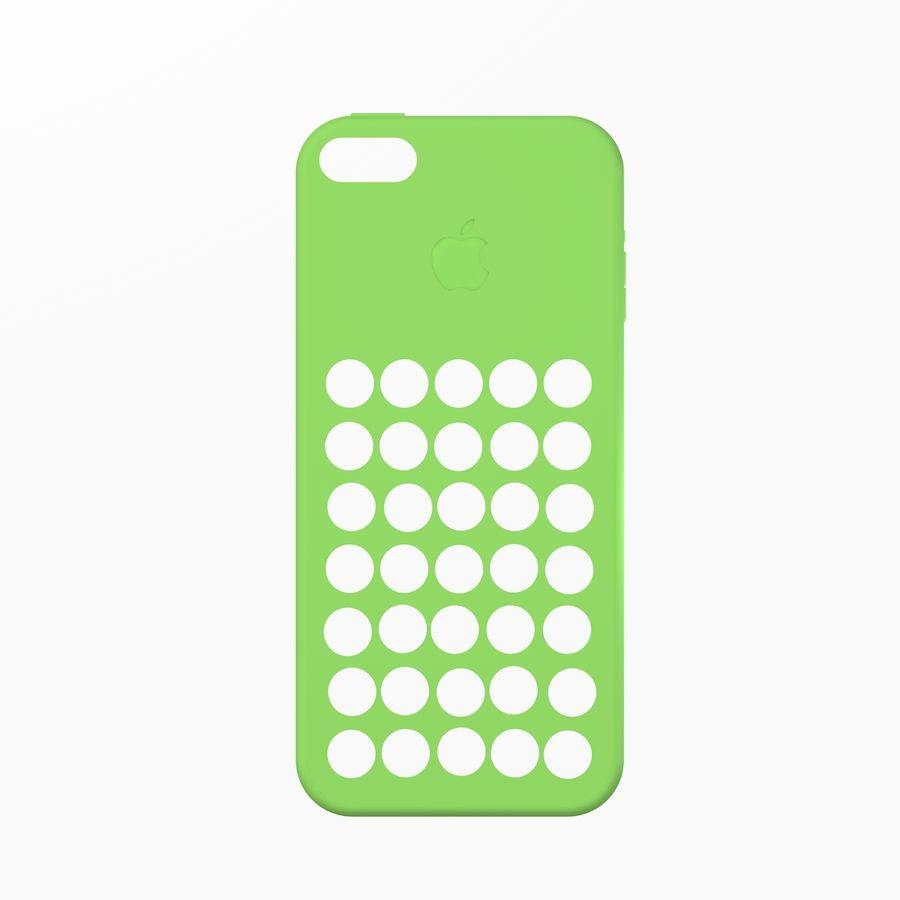iPhone 5C Kılıfı royalty-free 3d model - Preview no. 8