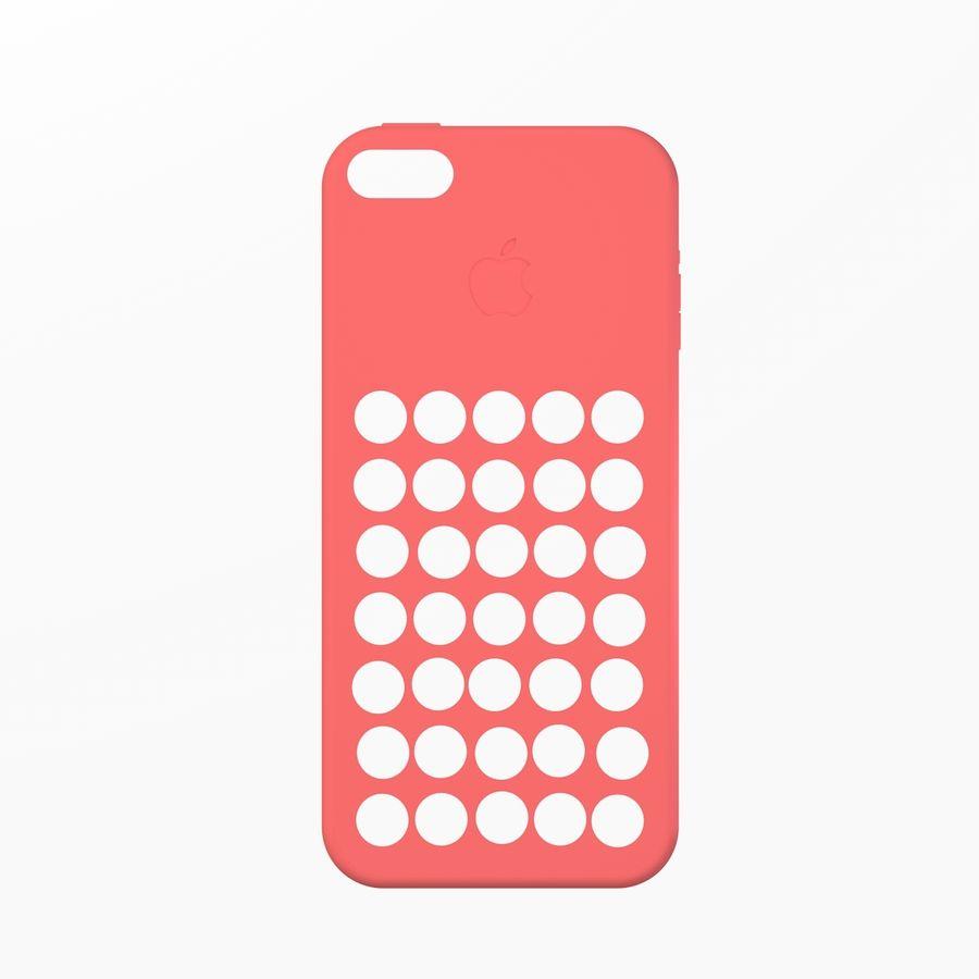 iPhone 5C Kılıfı royalty-free 3d model - Preview no. 7