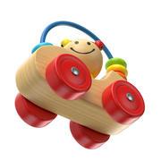 Juguete de madera modelo 3d
