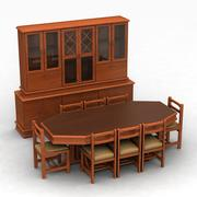 Dining Room 3d model
