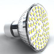 LED lamp 3d model