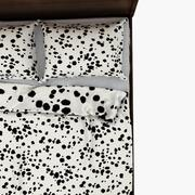 Bed Ikea Nyvoll modelo 3d