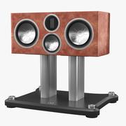 Monitor Audio Gold GXC 350 3d model