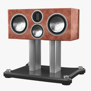 Monitor Audio Gold GXC 350 3d model