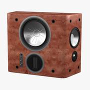 Sesi İzleme GX-FX 3d model