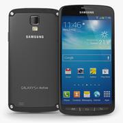 Samsung GALAXY S4 Active 3d model