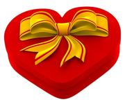 HeartsBox 3d model