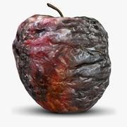 Pomme pourrie 3d model