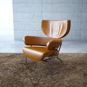TRE PEZZI椅子 3d model