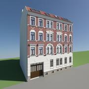 历史建筑 3d model