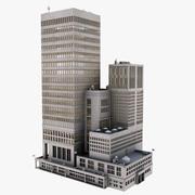 Building complex 3d model