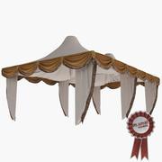 Namiot imprezowy 3d model