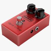 기타 압축기 MXR Dyna Comp 3d model