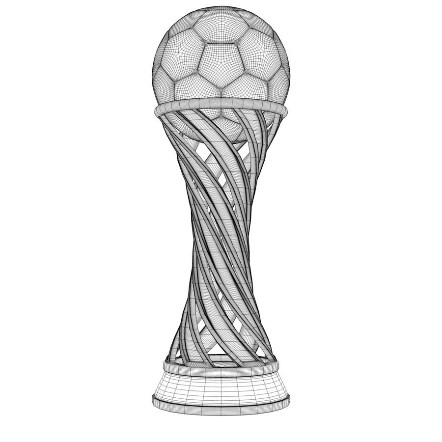 Trophy royalty-free 3d model - Preview no. 9