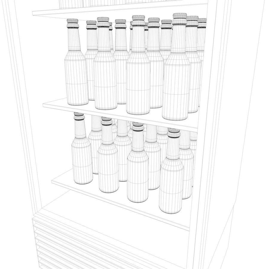 Boire un frigo royalty-free 3d model - Preview no. 14