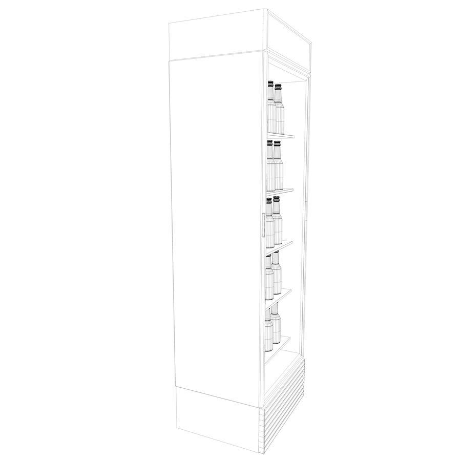 Boire un frigo royalty-free 3d model - Preview no. 15