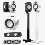 Monitoruj Audio Apex Series 3d model