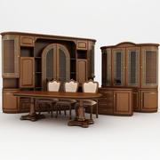 salon suite 01 (1) 3d model