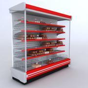 Refrigerator industry hill 3d model