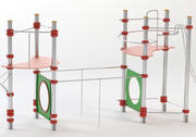 Playground equipment 3d model