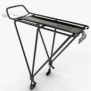 Bike Rear Rack 2 3d model