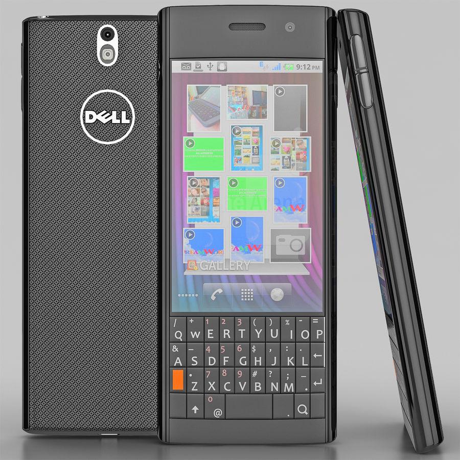 Dell Smoke royalty-free 3d model - Preview no. 2