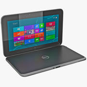 Dell XPS 10 Tablet 3d model