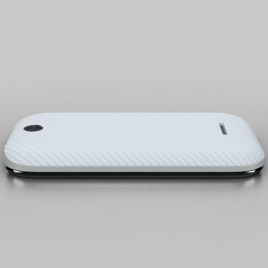 Karbonn K65 Buzz royalty-free 3d model - Preview no. 10
