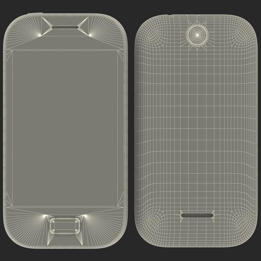 Karbonn K65 Buzz royalty-free 3d model - Preview no. 13