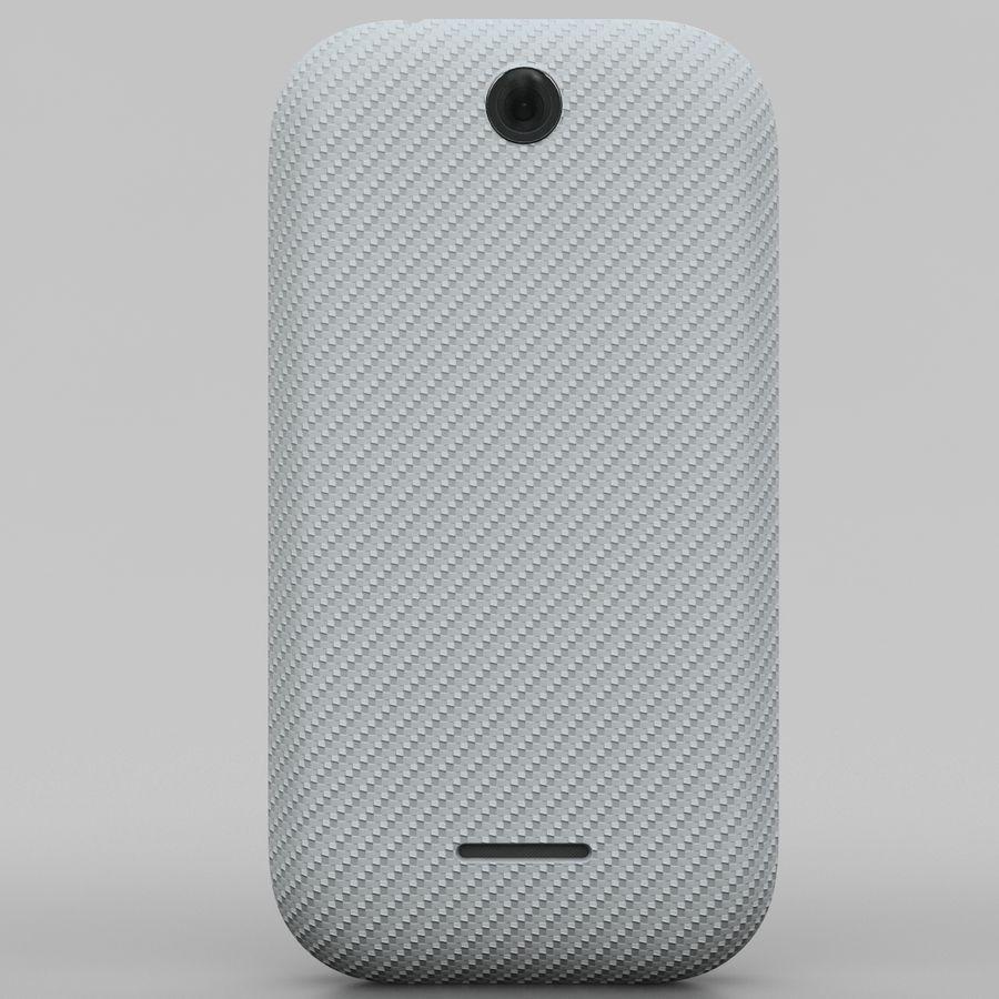 Karbonn K65 Buzz royalty-free 3d model - Preview no. 6