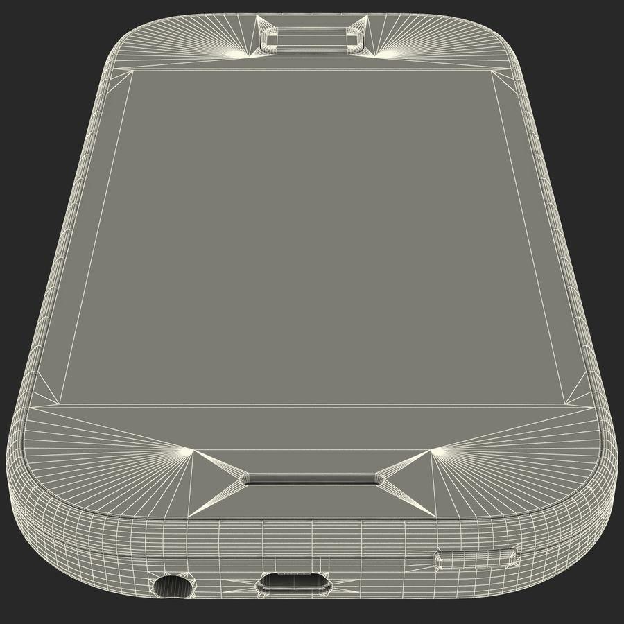 Karbonn K65 Buzz royalty-free 3d model - Preview no. 20