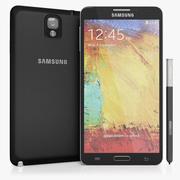 Galaxy Note 3 3d model