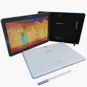Samsung Galaxy Note 10.1 3d model