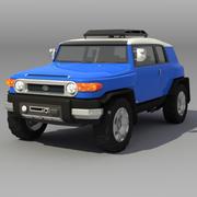 FJ Cruiser 3d model