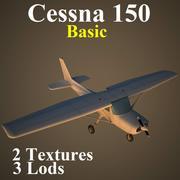 C150 Basic 3d model