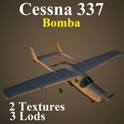 C337 BOM 3d model