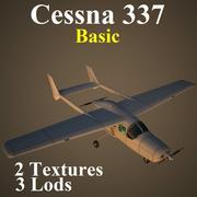 C337 Basic 3d model