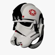 AT-AT Pilot Helmet 3d model