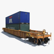 鉄道車両 3d model