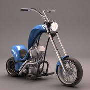 MiniBike Vray 3d model