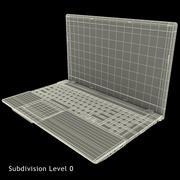 笔记本电脑Acer Aspire 3d model