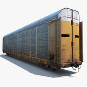 Auto Carrier 3d model