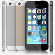 Iphone 5s modelo 3d