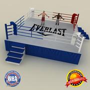 Boxing pack 3d model