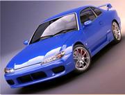Nissan Silvia S15 3d model