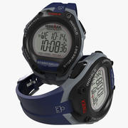 Timex Ironman Watch 3d model