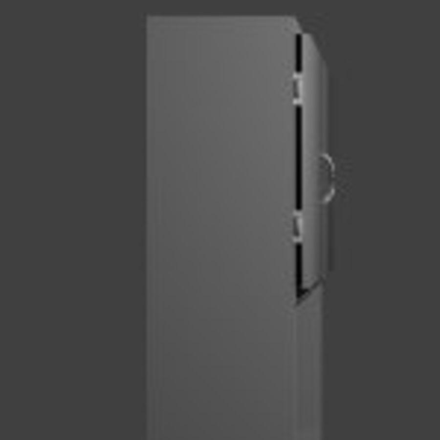内阁 royalty-free 3d model - Preview no. 4