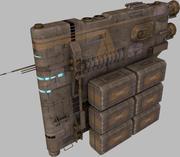 Anila cargo hauler 3d model