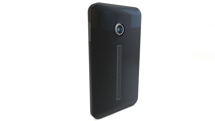 Koncepcja Smart Phone royalty-free 3d model - Preview no. 5