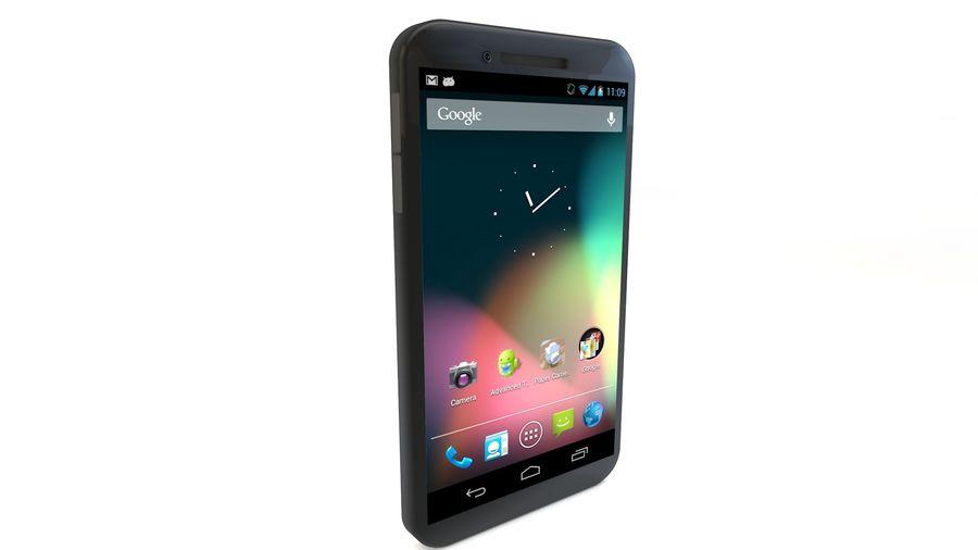 Koncepcja Smart Phone royalty-free 3d model - Preview no. 8